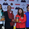 Malaysian Nur Damiyan outlasts Diksha to win USHA 100th All India Ladies Amateur Golf Championship