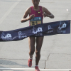 Ethiopia's Ayele Abshero and Dinknesh Mekash head the elite fields at the SCMM 2017