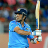 MS Dhoni ends up losing the final match as Indian captain