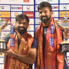 Bopanna- Nedunchezhiyan crowned champions at Aircel Chennai Open