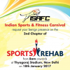 Indian Sports & Fitness Carnival to host 2nd chapter of Sports Rehab in Delhi