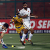 Dabang Mumbai prove their mettle with a narrow 2-1 win against Jaypee Punjab Warriors