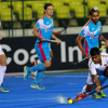 HIL 2017: Home team Uttar Pradesh Wizards hold Dabang Mumbai in a 4-4 draw