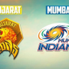 IPL 2017 Live Score: Gujarat Lions vs Mumbai Indians #IPL
