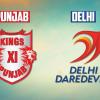IPL 2017 Live Score: Kings XI Punjab vs Delhi Daredevils #IPL