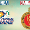 IPL 2017 Live Score: Mumbai Indians vs Royal Challengers Bangalore #IPL