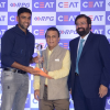CEAT Cricket Rating felicitates R Ashwin as International Cricketer of the Year