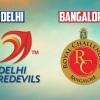 IPL 2017 Live Score: Delhi Daredevils vs Royal Challengers Bangalore #IPL
