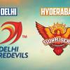 IPL 2017 Live Score: Delhi Daredevils vs Sunrisers Hyderabad #IPL