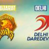 IPL 2017 Live Score: Gujarat Lions vs Delhi Daredevils #IPL
