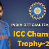 ICC Champions Trophy 2017: SWOT Analysis of the Indian team