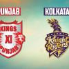 IPL 2017 Live Score: Kings XI Punjab vs Kolkata Knight Riders #IPL