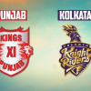 IPL 2017 Live Score: Kings XI Punjab vs Kolkata Knight Riders #IPL