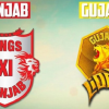 IPL 2017 Live Score: Kings XI Punjab vs Gujarat Lions #IPL