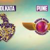 IPL 2017 Live Score: Kolkata Knight Riders vs Rising Pune Supergiant #IPL
