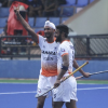 Mandeep Singh scores a hat-trick in India's sensational 4-3 win against Japan