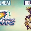 IPL 2017 Qualifier 2 Live Score: Mumbai Indians vs Kolkata Knight Riders #IPL