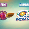 IPL 2017: Rising Pune Supergiant vs Mumbai Indians, Where to get live streaming, live cricket score