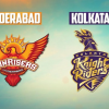 IPL 2017 Eliminator Live Score: Sunrisers Hyderabad vs Kolkata Knight Riders #IPL
