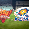 IPL 2017 Live Score: Sunrisers Hyderabad vs Mumbai Indians #IPL
