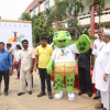 Odisha CM flags off Mascot Rally for the biggest sporting spectacle in Bhubaneshwar