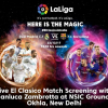 El Clasico Live Screening in New Delhi: Real Madrid vs FC Barcelona