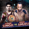 Rajasthan Rumble – Vijender Singh's double-title defense against Ghana's Ernest Amuzu