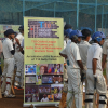 T10 Cricket League™ India launched in Mumbai; Over 1000 boys attend trials