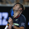 Tennys Sandgren thrashes out Wawrinka in the second round of the Australian Open