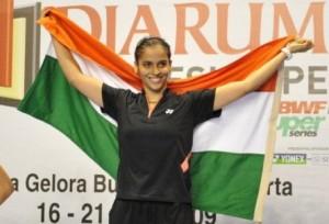 Saina Nehwal - Badminton Brainchild