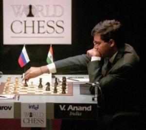 Viswanathan Anand - Chess Grandmaster