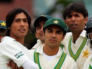 Pakistani Trio