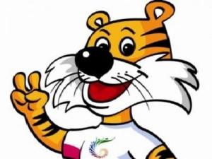 Shera - CWG 2010 Mascot
