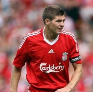 Midfielder - Steven Gerrard