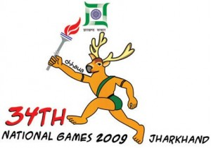 34th National Games, Jharkhand