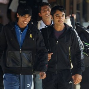 Mohammad Asif, Salman Butt and Mohammad Amir