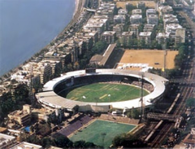 Wankhede Stadium Almost Ready For Wc Matches The Sports