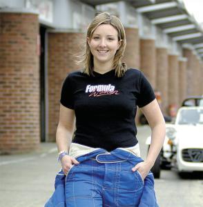 Formula Woman