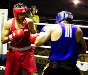 Vijender Singh - Arafura Games 2011