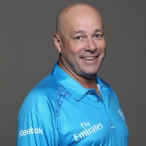 Umpire Daryl Harper of Australia