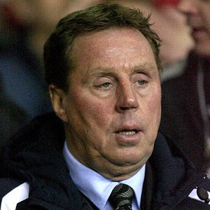 Tottenham Boss - Harry Redknapp