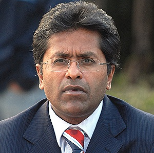 Lalit Modi and BCCI