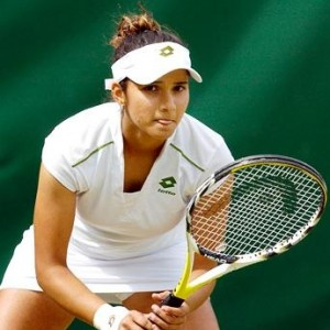 French Open - Sania Mirza