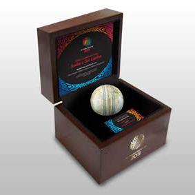 World Cup Final 2011 - Ball Auction