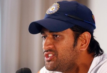 Dhoni registers his first test loss as England go 1-0 up in the series