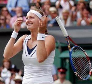 Wimbledon 2011: Petra Kvitova beats Maria Sharapova