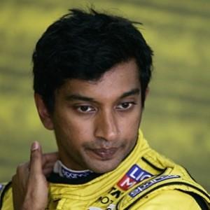 Narain being replaced by Hispania Racing Team