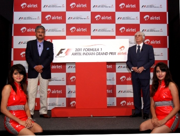 Airtel Indian Grand Prix