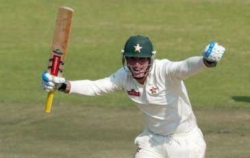 Zimbabwe make a winning return to Test cricket