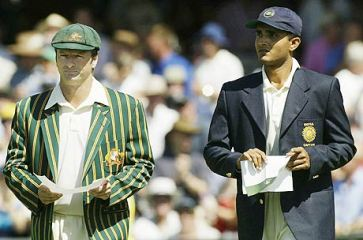 Best Captains: Steve Waugh and Sourav Ganguly